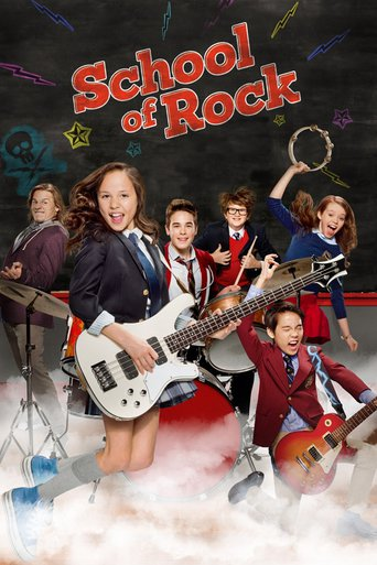 School of Rock stream