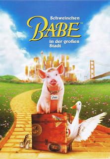 Schweinchen Babe in der großen Stadt stream