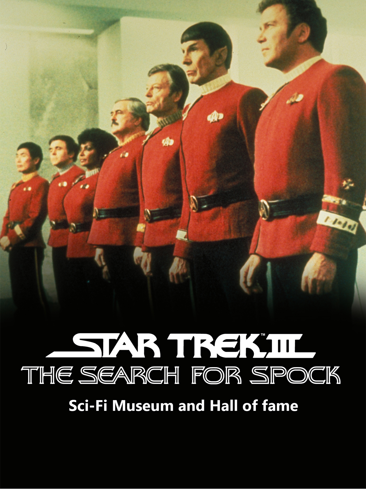 Sci-Fi Museum and Hall of Fame stream