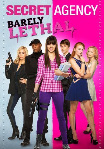 Secret Agency: Barely Lethal stream