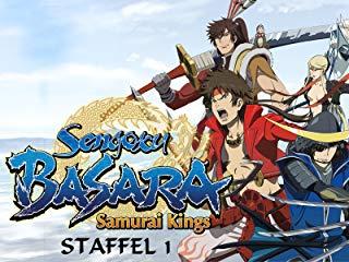 Sengoku Basara Samurai Kings stream