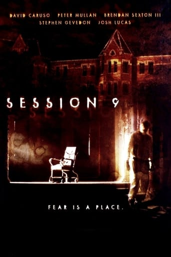 Session 9 stream