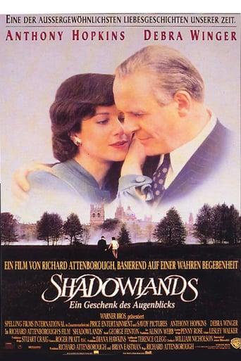 Shadowlands - Ein Geschenk des Augenblicks Stream
