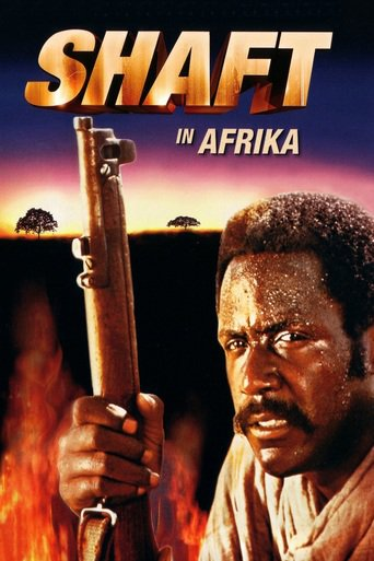 Shaft in Afrika stream