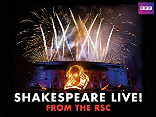 Shakespeare Live! From the RSC stream