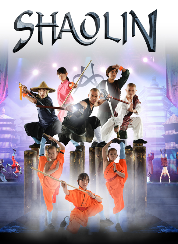 Shaolin Monks Live Production 2015 stream