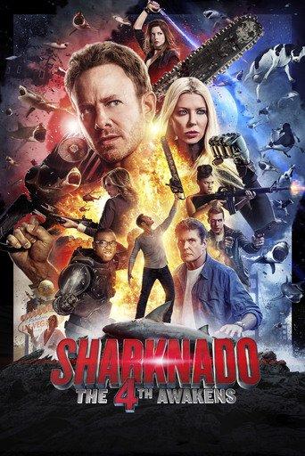 Sharknado 4: The 4th Awakens Stream