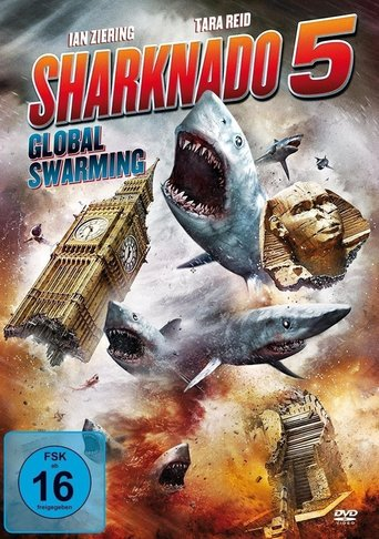 Sharknado 5 - Global Swarming stream