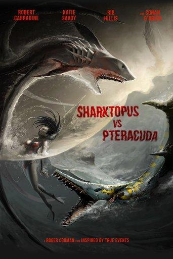 Sharktopus vs. Pteracuda stream