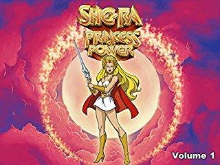 She-Ra : Prinzessin der Macht - stream