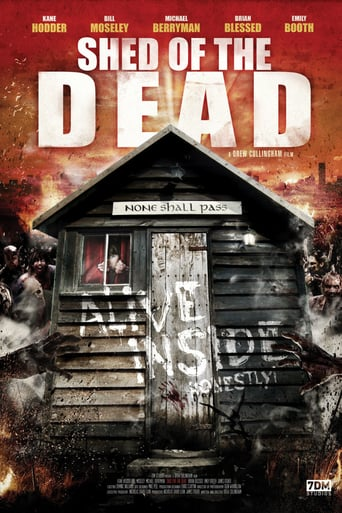 Shed of the Dead stream