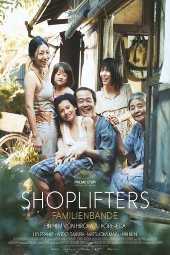 Shoplifters - Familienbande Stream