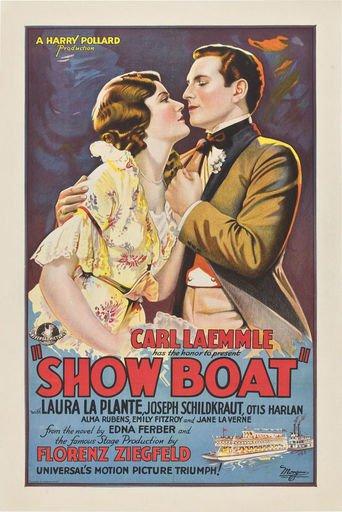 Show Boat stream