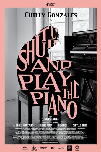 Shut Up and Play the Piano Stream