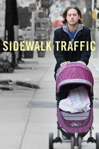 Sidewalk Traffic stream