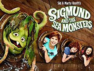 Sigmund and the Sea Monsters - stream