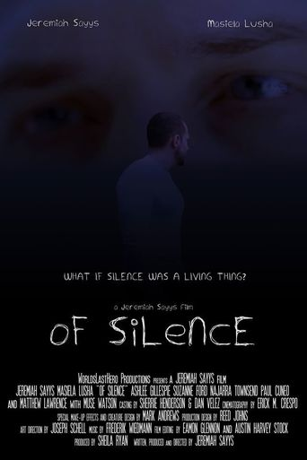 Silence - Stimmen aus der Finsternis stream