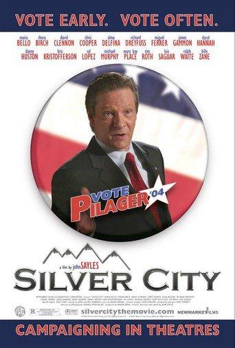 Silver City stream