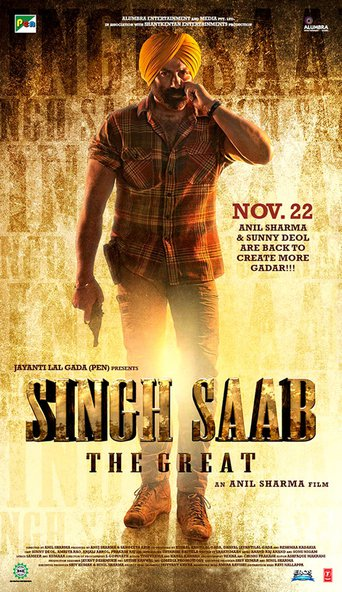 Singh Saab The Great stream