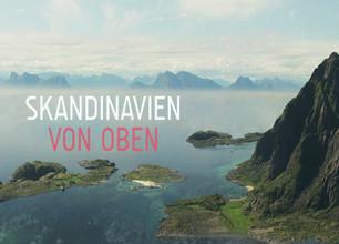 Skandinavien von oben - stream