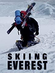 Skiing Everest stream
