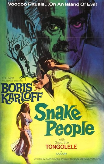 Snake People stream