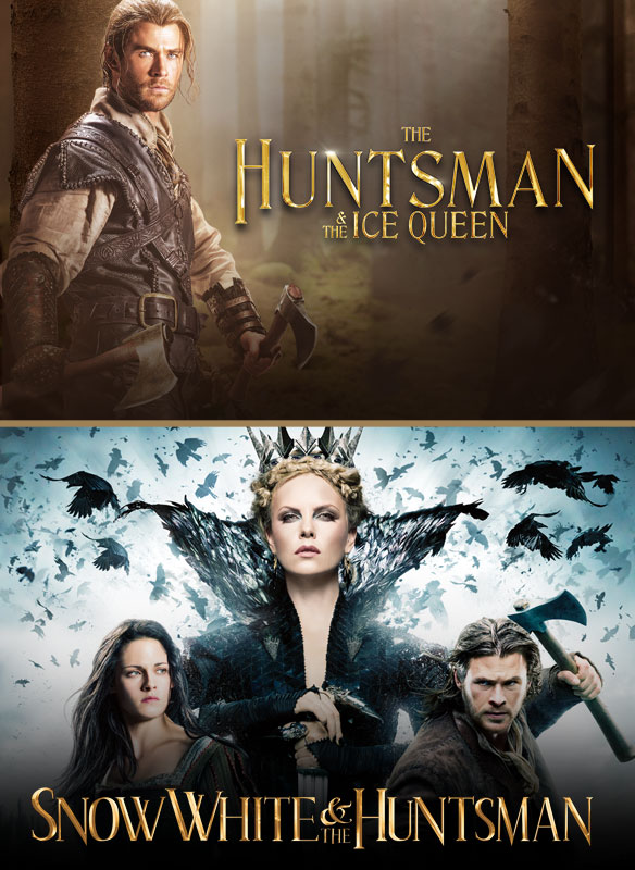 Snow White and the Huntsman + The Huntsman & The Ice Queen (Bundle) stream