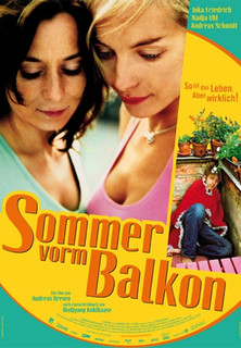 Sommer vorm Balkon stream