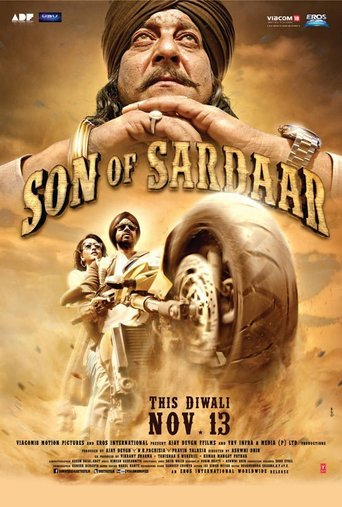 Son of Sardaar stream