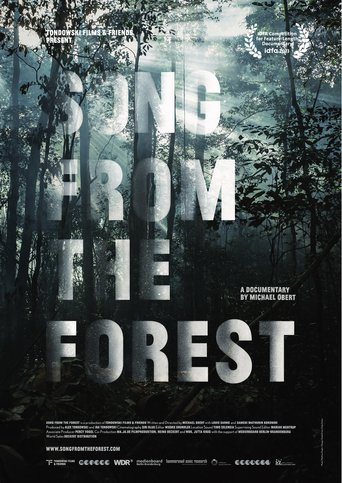 Song from the Forest stream
