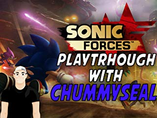 Sonic Forces Playthrough With Chummy Seal Stream