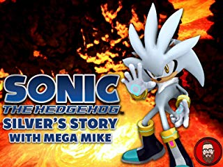 Sonic the Hedgehog Silver's Story with Mega Mike stream