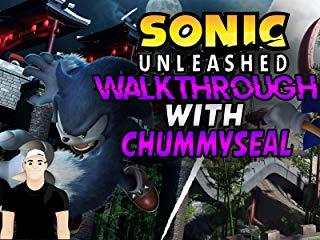 Sonic Unleashed Walkthrough With Chummy Seal stream