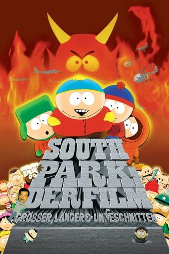 South Park: Bigger, Longer & Uncut stream