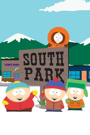 South Park stream