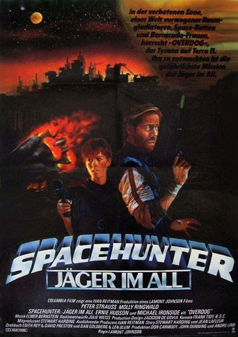 Spacehunter ? Jäger Im All stream