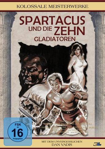 Spartacus und die zehn Gladiatoren stream