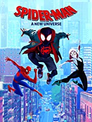Spider-Man: A New Universe (4K UHD) stream
