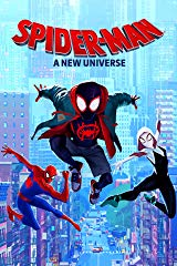 Spider-Man: A New Universe (Dubbed) Stream