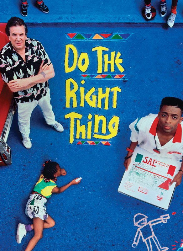 Spike Lee - Do The Right Thing stream