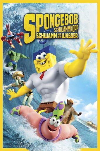 SpongeBob Schwammkopf: Schwamm aus dem Wasser stream