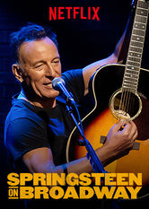 Springsteen on Broadway stream