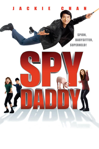 Spy Daddy stream