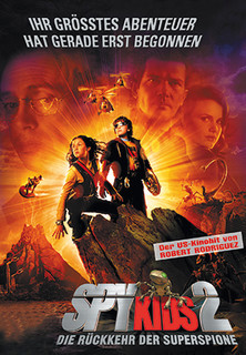Spy Kids 2 - Die Rückkehr der Superspione stream