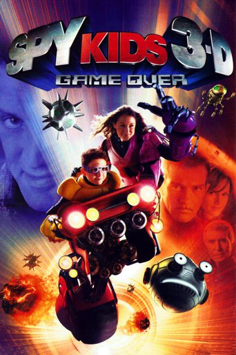 Spy Kids 3D: Game Over stream