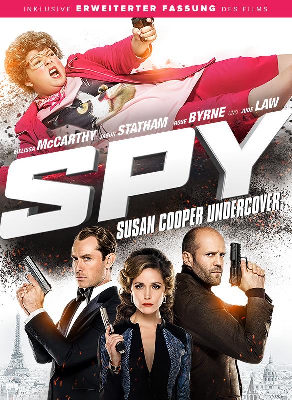 Spy - Susan Cooper Undercover -Inklusive Erweiterter Fassung Des Films stream