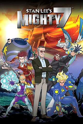 Stan Lee's Mighty 7 stream