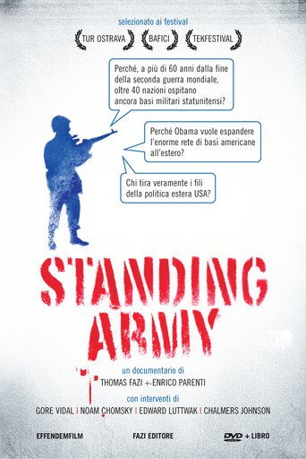 Standing Army stream
