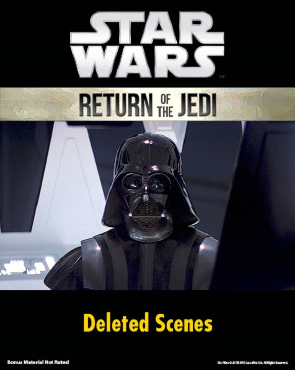 Star Wars: Return of the Jedi Deleted Scenes stream