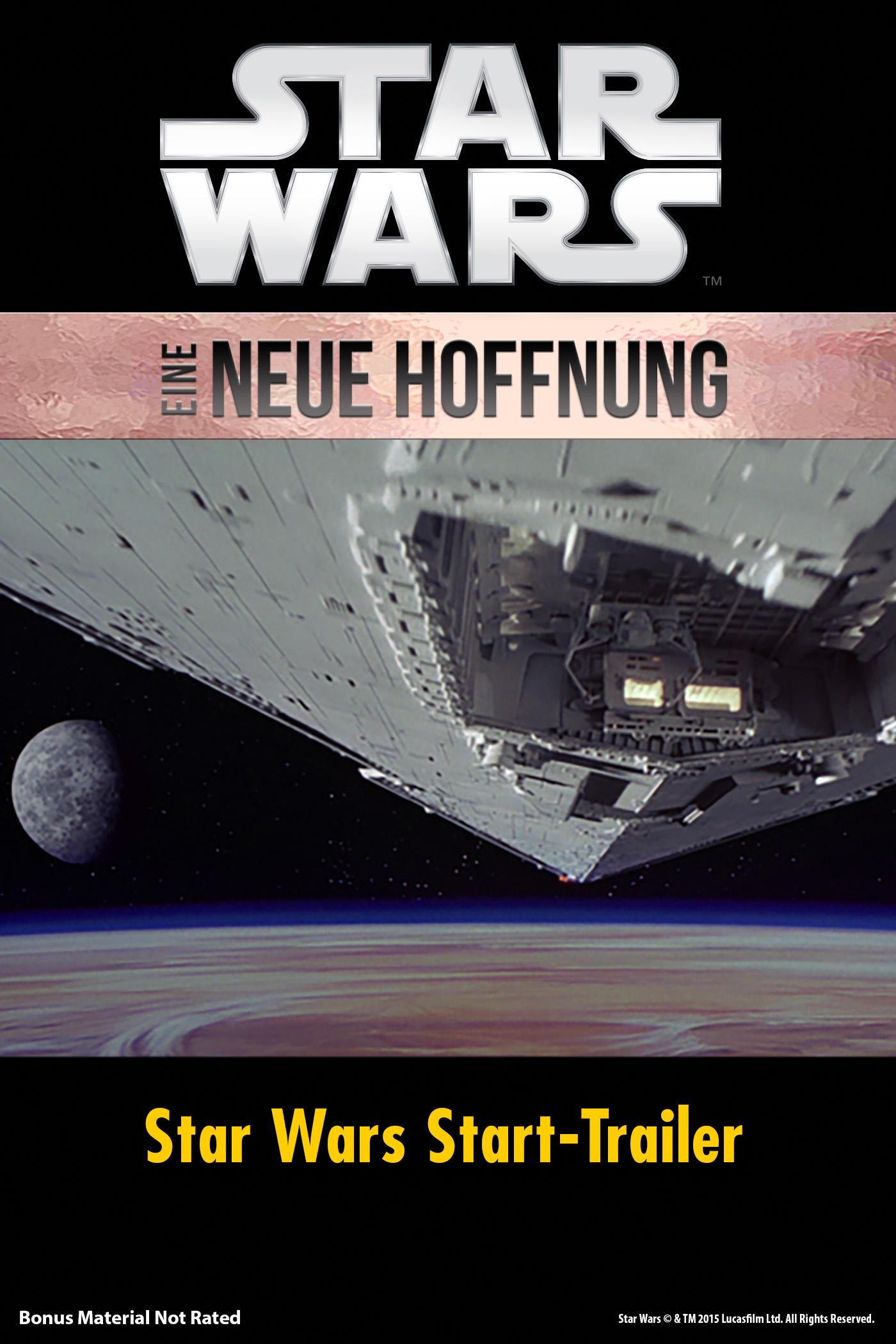 Star Wars Start-Trailer stream